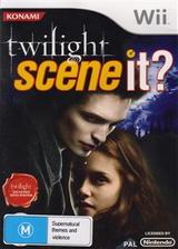 Scene It? Twilight Wii cover (SCNPA4)