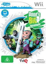 Dood's Big Adventure Wii cover (SDLP78)