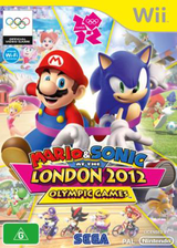 Mario & Sonic at the London 2012 Olympic Games Wii cover (SIIP8P)