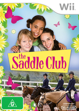 The Saddle Club Wii cover (SSLPKM)