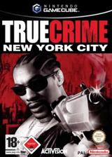 True Crime: New York City GameCube cover (G2CD52)