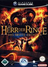 Der Herr der Ringe: Das dritte Zeitalter GameCube cover (G3AD69)