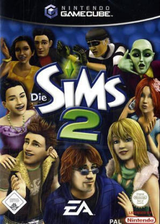 Die Sims 2 GameCube cover (G4ZP69)