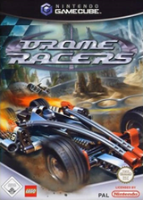 Drome Racers GameCube cover (GD9P69)