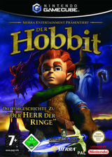 Der Hobbit GameCube cover (GHBP7D)