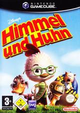 Himmel und Huhn GameCube cover (GHCD4Q)
