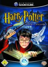 Harry Potter und der Stein der Weisen GameCube cover (GHLY69)