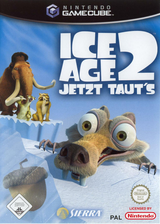 Ice Age 2:Jetzt Taut's GameCube cover (GIAP7D)