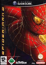 Spider-Man 2 GameCube cover (GK2D52)