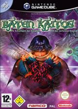 Baten Kaitos:Die Schwingen der Ewigkeit und der verlorene Ozean GameCube cover (GKBPAF)