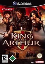 King Arthur GameCube cover (GKHPA4)