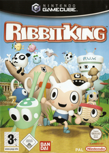 Ribbit King GameCube cover (GKRPB2)