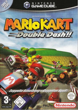 Mario Kart: Double Dash!! GameCube cover (GM4P01)