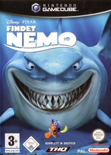 Findet Nemo GameCube cover (GNED78)