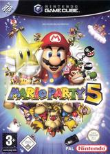 Mario Party 5 GameCube cover (GP5P01)