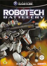 Robotech:Battlecry GameCube cover (GRBP6S)