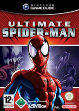 Ultimate Spider-Man GameCube cover (GUTD52)
