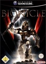 Bionicle GameCube cover (GVOP69)