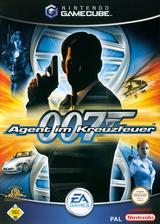 James Bond 007 Agent im Kreuzfeuer GameCube cover (GW7D69)