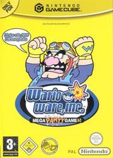 Wario Ware Inc.: Mega Party Game$! GameCube cover (GZWP01)