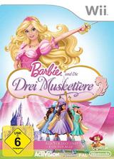 Barbie und Die Drei Musketiere Wii cover (R23P52)