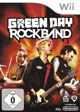 Green Day: Rock Band Wii cover (R36P69)