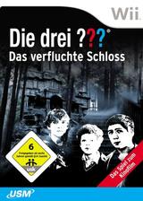 Die drei Fragezeichen - Das verfluchte Schloss Wii cover (R4DDUS)