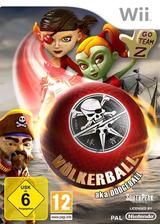Völkerball aka Dodgeball (Pirates vs Ninjas Dodgeball) Wii cover (R5JPS5)
