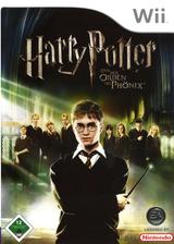 Harry Potter und der Orden des Phönix Wii cover (R5PP69)