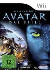 James Cameron's Avatar: Das Spiel Wii cover (R5VX41)