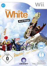 Shaun White Snowboarding: World Stage Wii cover (R6NP41)