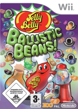 Jelly Belly - Ballistic Beans Wii cover (R7BP7J)