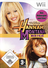 Hannah Montana: Der Film Wii cover (R8HX4Q)