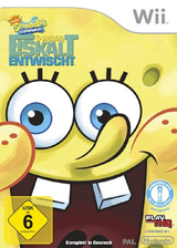SpongeBob's Truth or Square Wii cover (R8IS78)