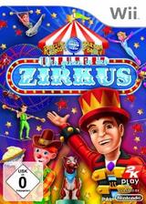 Wir gehen in den Zirkus Wii cover (R8OX54)