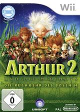 Arthur 2 und die Minimoys: Die Rückkehr Des Bösen M Wii cover (R8RP41)