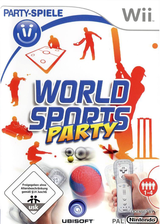 World Sports Party Wii cover (R8SP41)