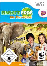 Einsatz Erde: Die Tierretter Wii cover (R8VP41)