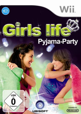 Girls Life: Pyjama-Party Wii cover (R9LP41)