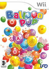 Balloon Pop! Wii cover (RB2PGT)