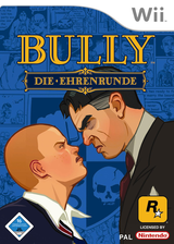 Bully: Die Ehrenrunde Wii cover (RB7P54)