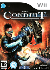 The Conduit Wii cover (RCJP8P)