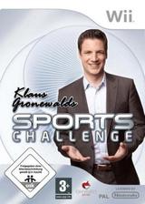 Klaus Gronewalds Sports Challenge Wii cover (RCKPGN)