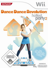 Dance Dance Revolution: Hottest Party 2 Wii cover (RD4PA4)