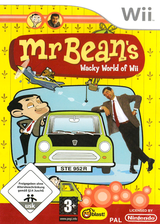 Mr. Bean's Wacky World of Wii Wii cover (REBPMT)