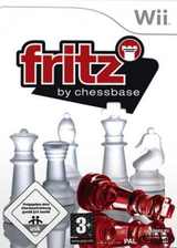 Fritz by Chessbase Wii cover (REZPKM)