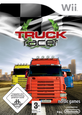 Truck Racer Wii cover (RIKPNG)