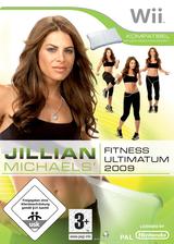 Jillian Michaels Fitness Ultimatum 2009 Wii cover (RJFPKM)