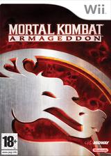 Mortal Kombat: Armageddon Wii cover (RKMP5D)