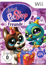 Littlest Pet Shop: Freunde Wii cover (RL7P69)